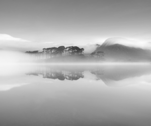 Connemara, fog, and mist image