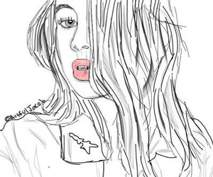bea miller, draw, and beatrice miller image