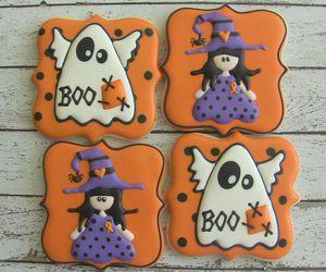 halloween cookies image