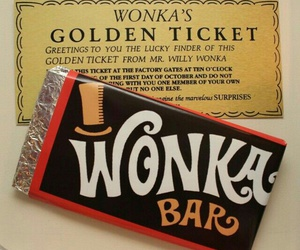candy, sweet16, and wonka image