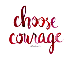 courage, quotes, and words image