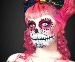 catrina, disfraz, and mexico image