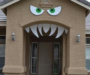decoration, Halloween, and ideas image