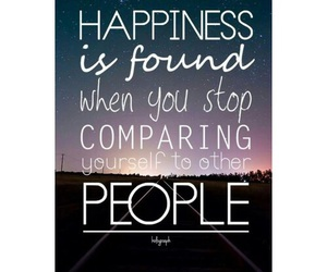 life, happiness, and quote image