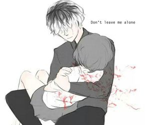 anime, gore, and tokyo ghoul re image