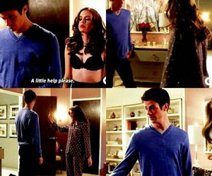 barry allen, snowbarry, and the flash image