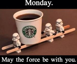 coffee, monday, and espresso image