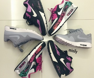 nike, sneaker, and airmax image