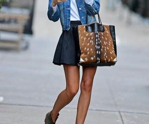 fashion, miranda kerr, and style image