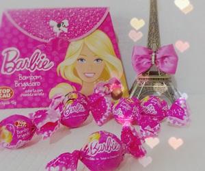 barbie, chocolate, and fast food image