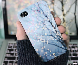 iphone, case, and phone image