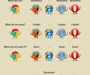 browser, funny, and internet explorer image