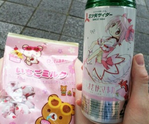 food, kawaii, and drink image