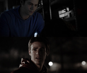 crossover, teen wolf, and the flash image