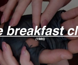 films, The Breakfast Club, and movies image