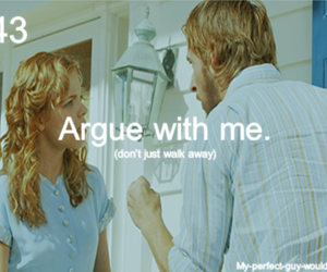 argue and fight image
