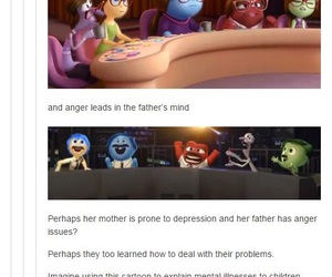 inside out, anger, and sadness image