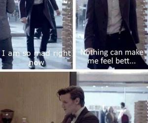 doctor who, cake, and matt smith image