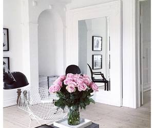 chic, home ideas, and livingroom image