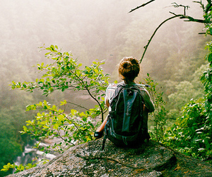 girl, nature, and hipster image