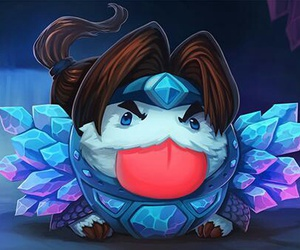 poro, taric, and league of legends image