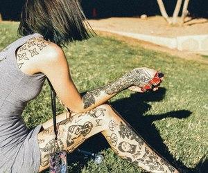 tattoo, hannah snowdon, and hannah sykes image