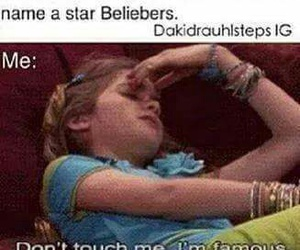 justin bieber, famous, and star image