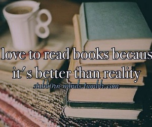 books, read, and text image