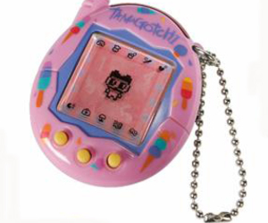 90s, toys, and ta​magotchi image