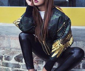 girl, kpop, and fashion image
