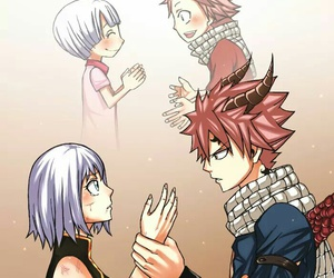 fairy tail and nali image