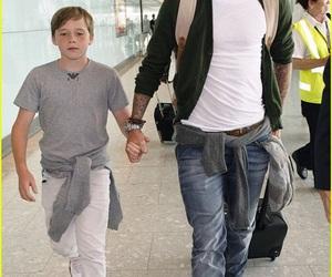Brooklyn, cruz, and David Beckham image
