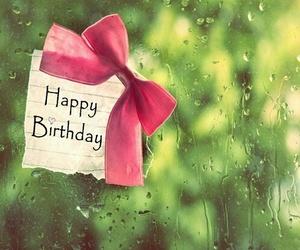 birthday, bow, and happy image