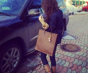 fashion, Burberry, and car image