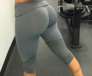 bubble, butt, and fit image