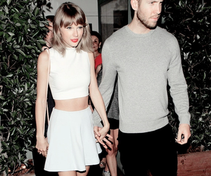 Taylor Swift, calvin harris, and 1989 image