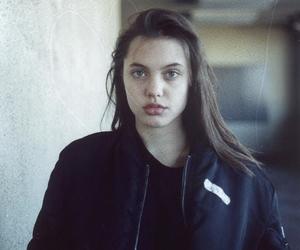 Angelina Jolie, young, and angelina image