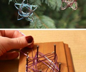 diy, star, and christmas image