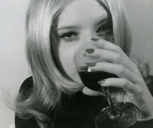 vintage, retro, and wine image