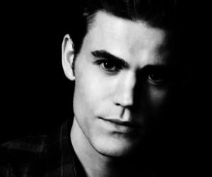tvd, stefan, and paul wesley image
