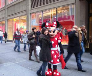 chesandiego, minnie mouse, and nyc image
