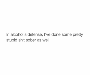 alcohol, defense, and funny image