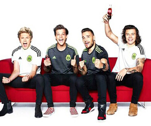 one direction, mexico, and louis image