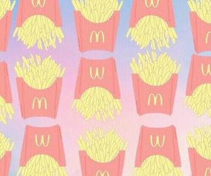 wallpaper, food, and McDonalds image