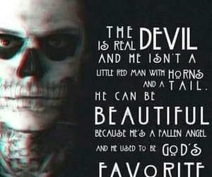 ahs, american horror story, and Devil image