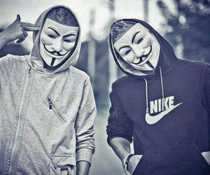 anonymous, boy, and nike image