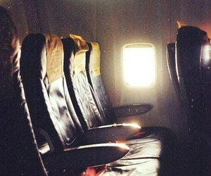 airplane, photography, and plane image