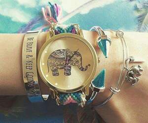 accessories, fashion, and clock image