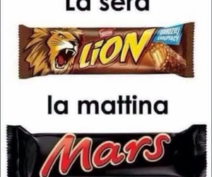 lion, mars, and notte image