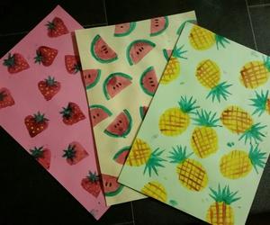 ananas, diy, and drawing image